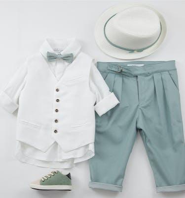 Βαπτιστικό Κοστούμι Giannaros 9416