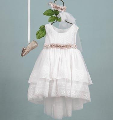 Βαπτιστικό Φόρεμα Grigoria 9339