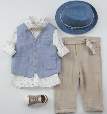 Βαπτιστικό Κοστούμι Leonardo 9433