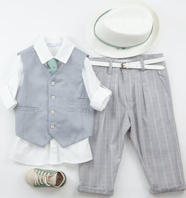 Βαπτιστικό Κοστούμι Manthos 9426