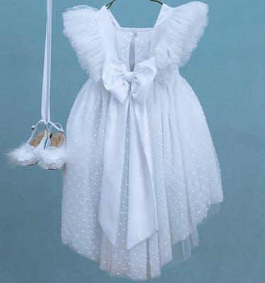 Βαπτιστικό Φόρεμα Marilyn 9333
