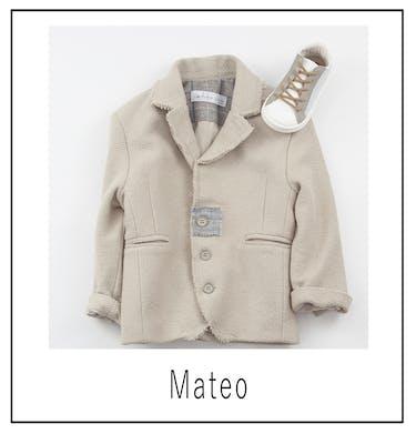 Βαπτιστικό Σακάκι Mateo 9459