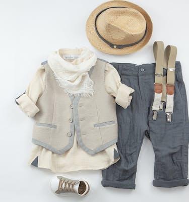 Βαπτιστικό Κοστούμι Max 9458