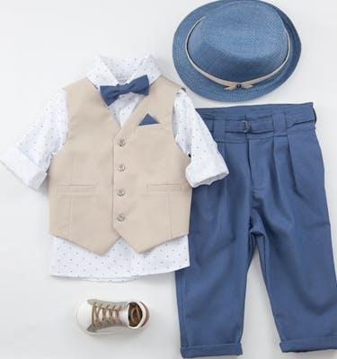 Βαπτιστικό Κοστούμι Morrison 9443