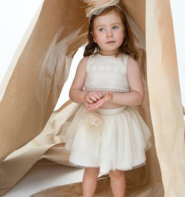 Βαπτιστικό Φόρεμα Naomi 9366