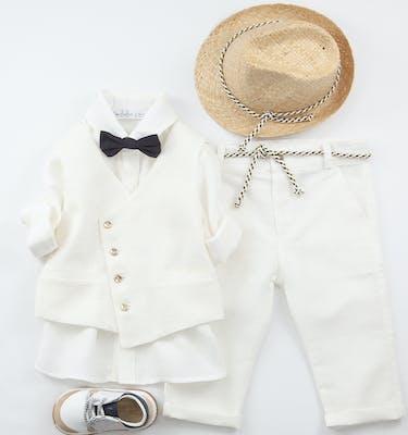 Βαπτιστικό Κοστούμι Oscar 9456