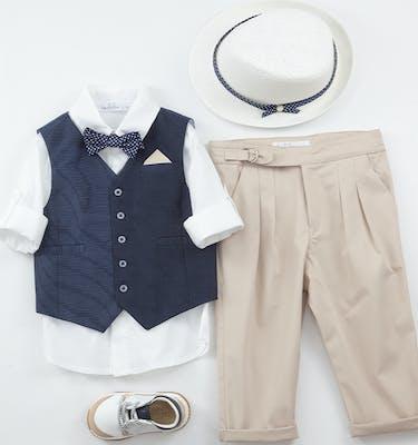 Βαπτιστικό Κοστούμι Pasxalis 9419