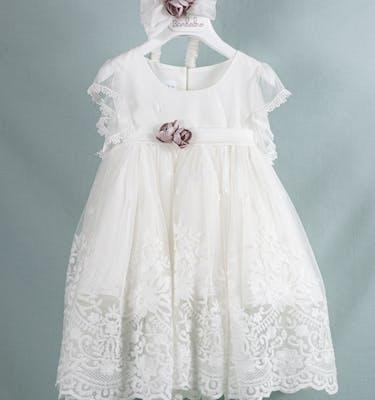 Βαπτιστικό Φόρεμα Rachel 9350