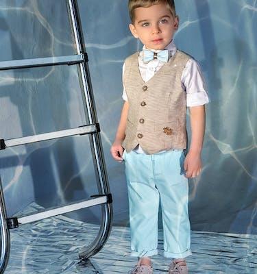 Βαπτιστικό Κοστούμι SS21 B17