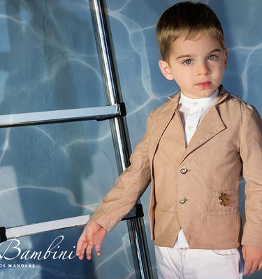 Βαπτιστικό Κοστούμι SS21 B26