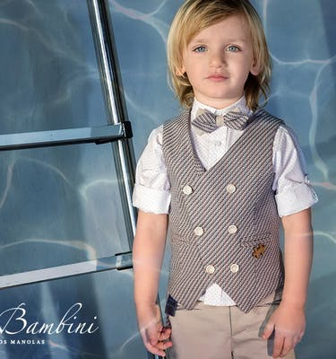 Βαπτιστικό Κοστούμι SS21 B4