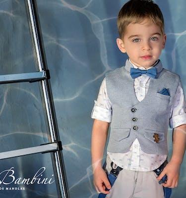 Βαπτιστικό Κοστούμι SS21 B9