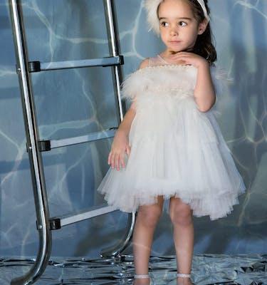 Βαπτιστικό Φόρεμα SS21 G12