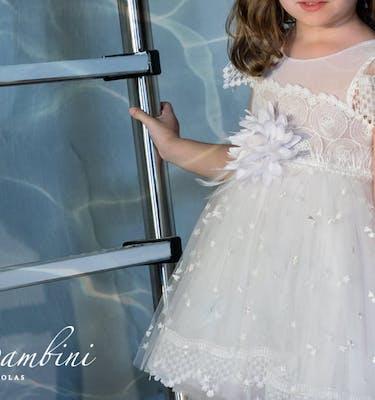 Βαπτιστικό Φόρεμα SS21 G16