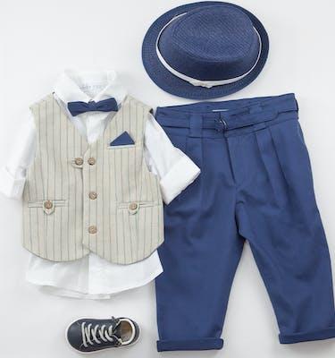 Βαπτιστικό Κοστούμι Wallace 9448