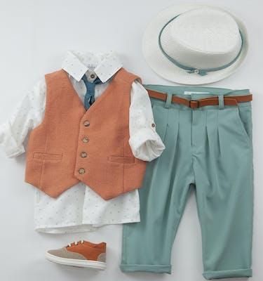 Βαπτιστικό Κοστούμι Walt 9450