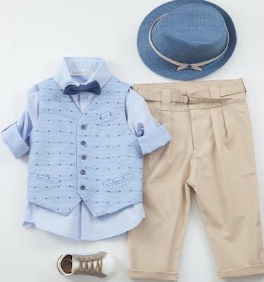 Βαπτιστικό Κοστούμι Xristakis 9410