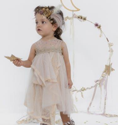 ANNABELLE Τούλινο Φόρεμα